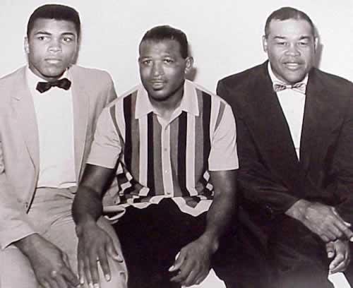 Ali. Robinson, Louis