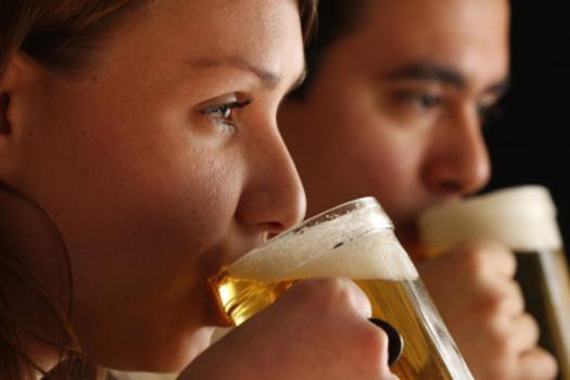 Beer Chugging Savages