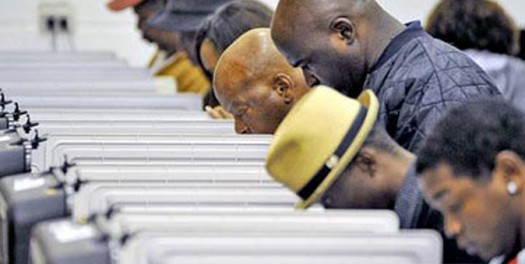 Black People Voting