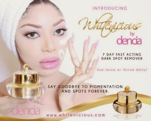 Dencia's Whitenicious Skin Lightening Bleaching Cream: Self Hate In A Bottle?