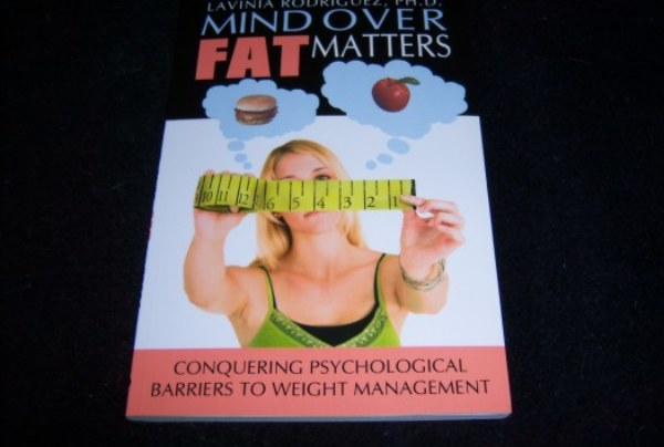 """A Conversation With Dr. Lavinia Rodriguez: Author Of """"Mind Over Fat Matters"""""""