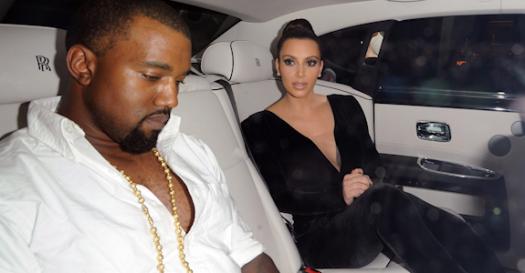 Kanye West - Kim Kardashian