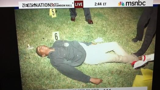 Trayvon Martin Killed By A Savage