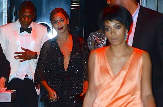 Beyonce Referees The Solange / Jay-Z MMA Elevator Fight! - The LanceScurv Show