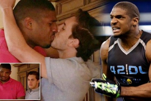 Michael Sam & The Controversial Gay Kiss Seen Around The World! – LanceScurv TV
