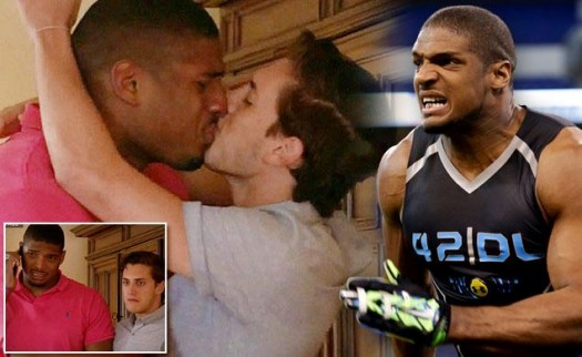 Michael Sam & The Controversial Gay Kiss Seen Around The World! - LanceScurv TV