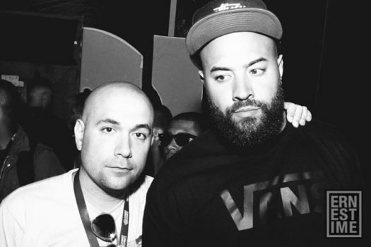 Ebro Darden and Peter Rosenberg - Chuck D