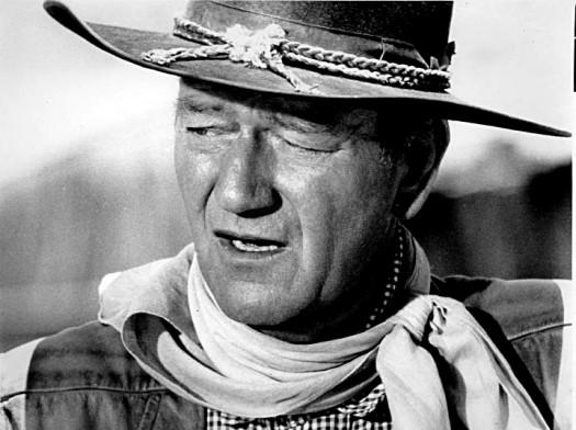 John Wayne 1961