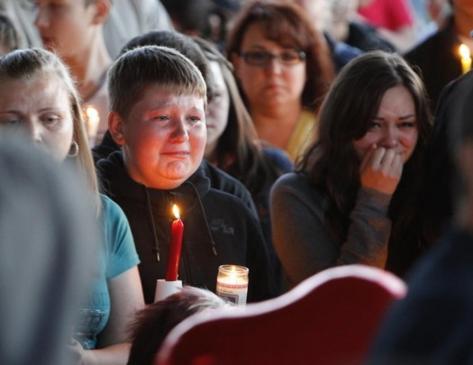 Oregon School Shooting 5
