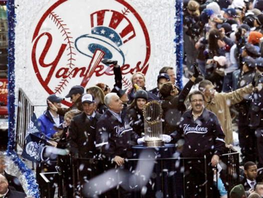 Yankees Parade - Life Force