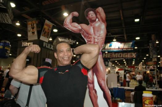 Bill Grant - Bodybuilding