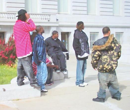 Black Youth Lost - KKK