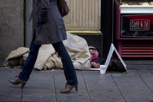 Homeless- Peace