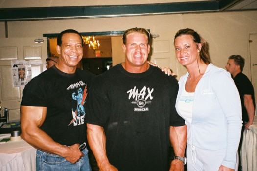 An Interview with Bodybuilding Legend Bill Grant - The LanceScurv Show