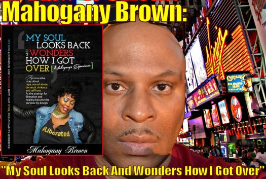 Author Mahogany Brown: