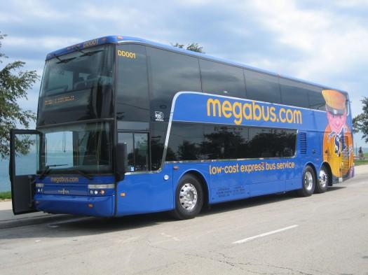 Megabus - Bus