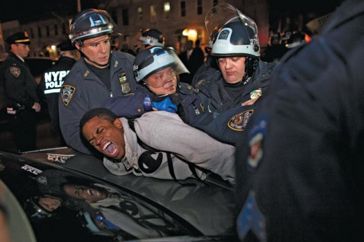 Police - Black Men - Zimmerman