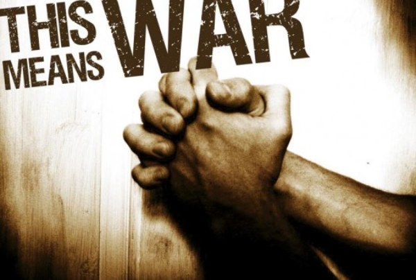 You Must Be Ready To Fight Satan Himself In Order To Keep The Peace Within Your Heart!