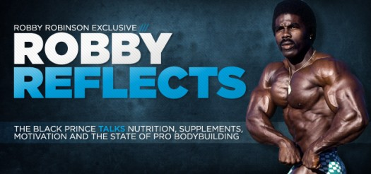 An Interview With Robby Robinson: The Black Prince Of Bodybuilding - The LanceScurv Show