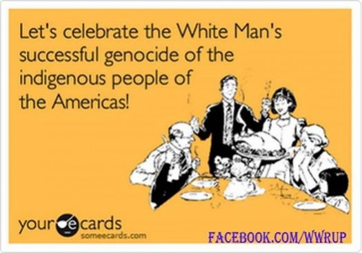 Genocide Thanksgiving Day - Power