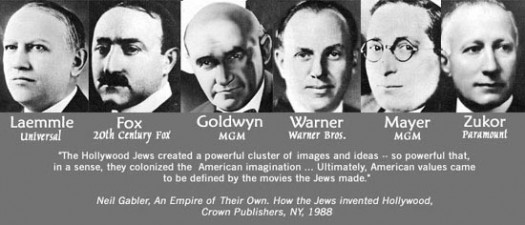 Jewish Mogul Culture Vultures - Power