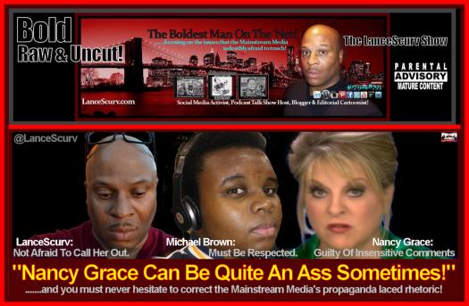 Nancy Grace Insensitive Comments Graphic