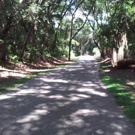 West Orange County Florida Bike Trail