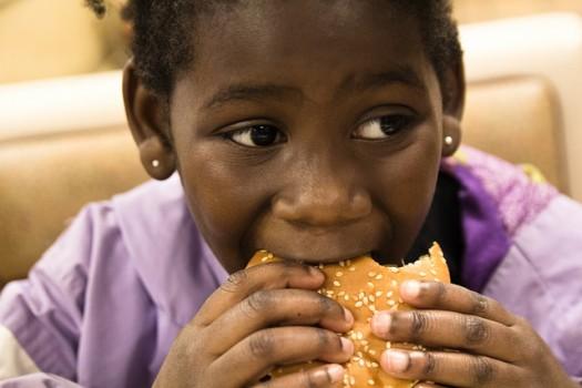 Healthy Eating - Fast Food