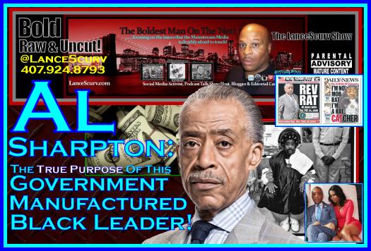 Al Sharpton Snitch