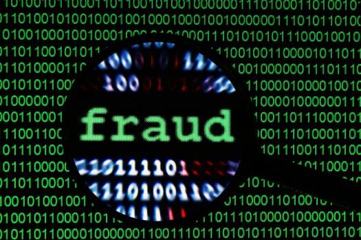 Cyber Fraud Internet Scam
