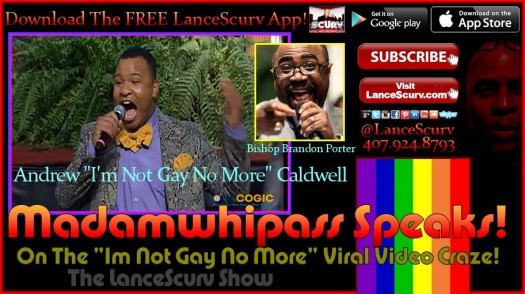 Madamwhipass Gay No More Graphic