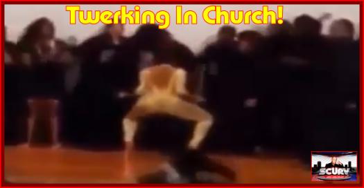 Twerking In Church