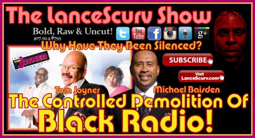 Black Radio Graphic