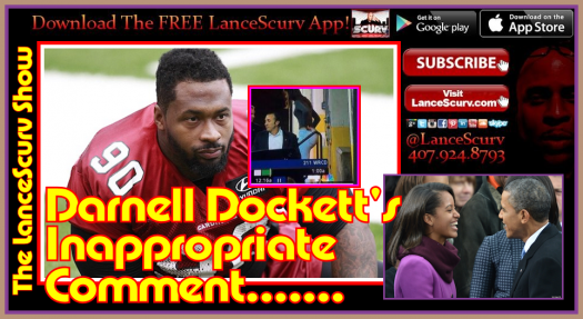 Darnell Dockett: A Pedophile Pervert Revealed By An Instagram Freudian Slip? - The LanceScurv Show