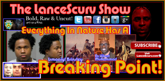 Everything In Nature Has A Breaking Point! - The LanceScurv Show
