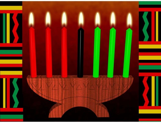 A Dedication Kwanzaa Ceremony For The Late Dr. Charles Wesley English - The LanceScurv Show