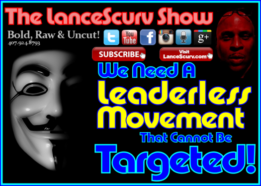 Leaderless Movement Graphic