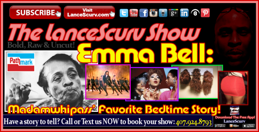 Emma Bell: Madamwhipass' Favorite Bedtime Story! - The LanceScurv Show