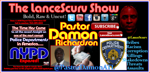 NYPD Damon Graphic