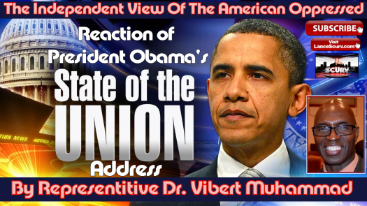 State Of The Union Address 2015: The Independent View Of The American Oppressed!