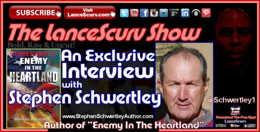 An Interview with Stephen Schwertley: Author of