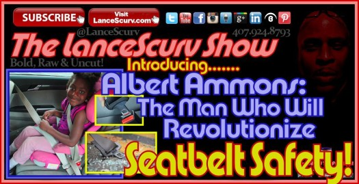 Introducing Mr. Albert Ammons: The Man Who Will Revolutionize Seatbelt Safety! - The LanceScurv Show