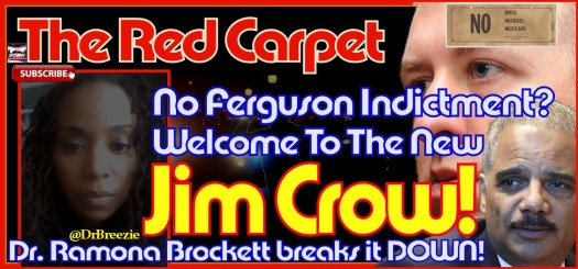 No Ferguson Indictment? Welcome To The New Jim Crow! - The LanceScurv Show