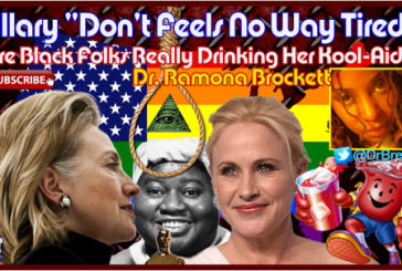 "Hillary Clinton ""Don't Feels No Way Tired!"" – The Red Carpet"