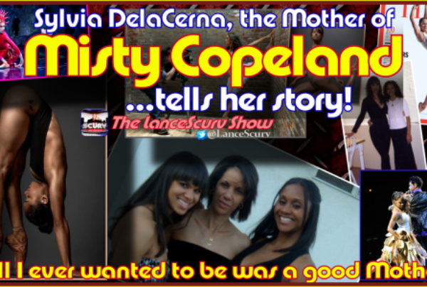 "Misty Copeland's Mother Tells Her Story: ""All I Ever Wanted To Be Was A Good Mother!"""