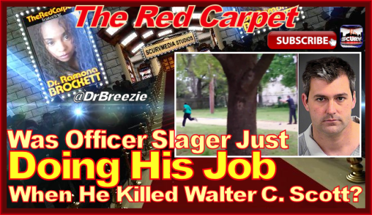 Was Officer Slager Just Doing His Job When He Killed Walter C. Scott? - The LanceScurv Show