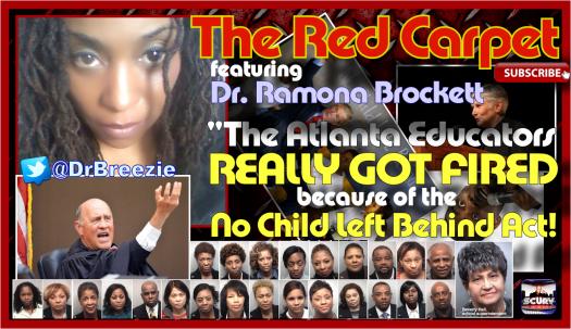 The Red Carpet - Atlanta Teacher Graphic