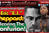 Eric E.J. Sheppard: Clearing The Confusion! – The LanceScurv Show