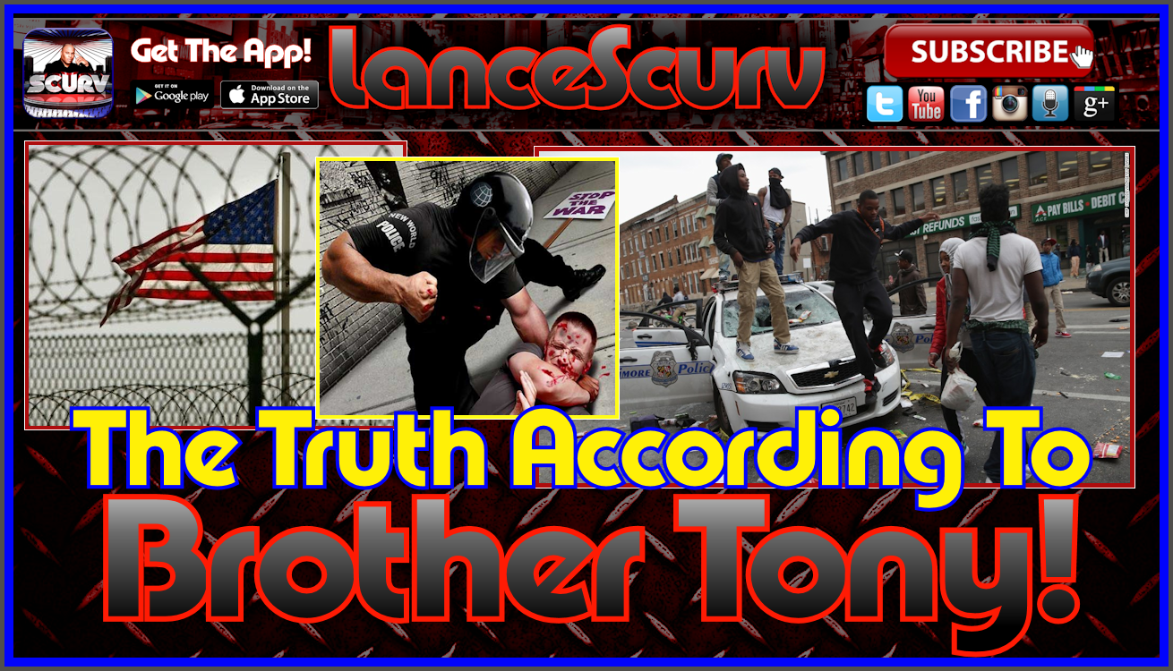 The Truth According To Brother Tony! - The LanceScurv Show