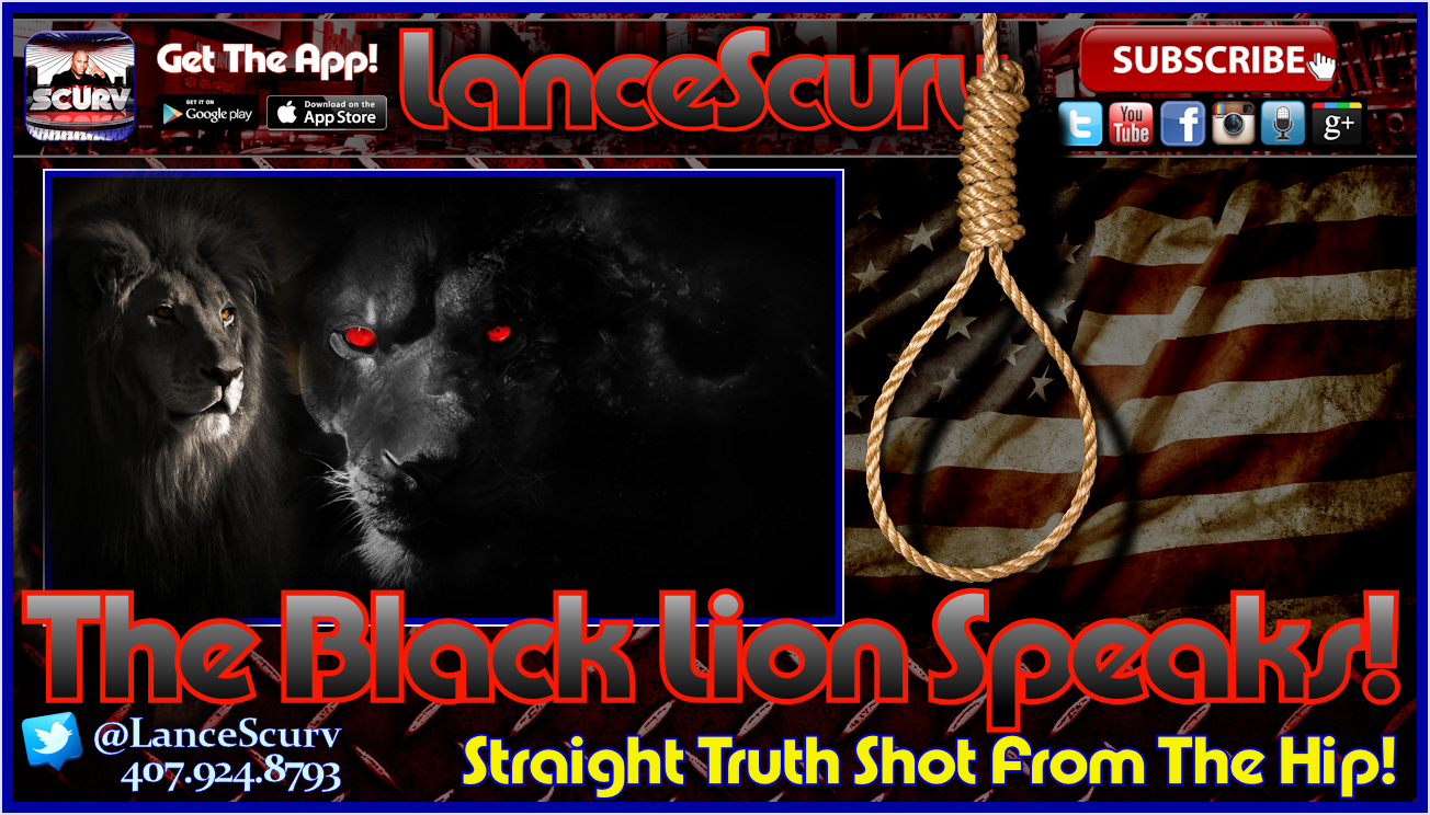 The Black Lion Speaks! - The LanceScurv Show